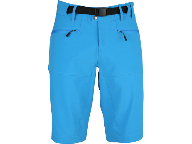 High Colorado Monte Pantalones Cortos de Trekking Hombre, brilliant blue
